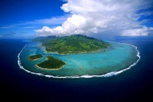 Top Islands in the French Polynesia