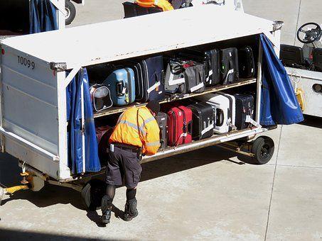 Que Dimensiones tiene que tener el equipaje para embarcar en avión