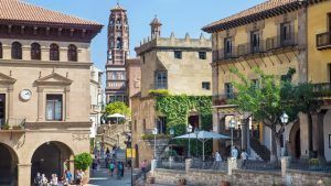 Discover Poble Espanyol Barcelona