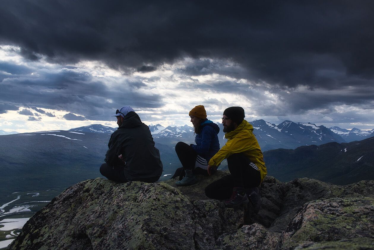 Sarek National Park – Planning For the Hike