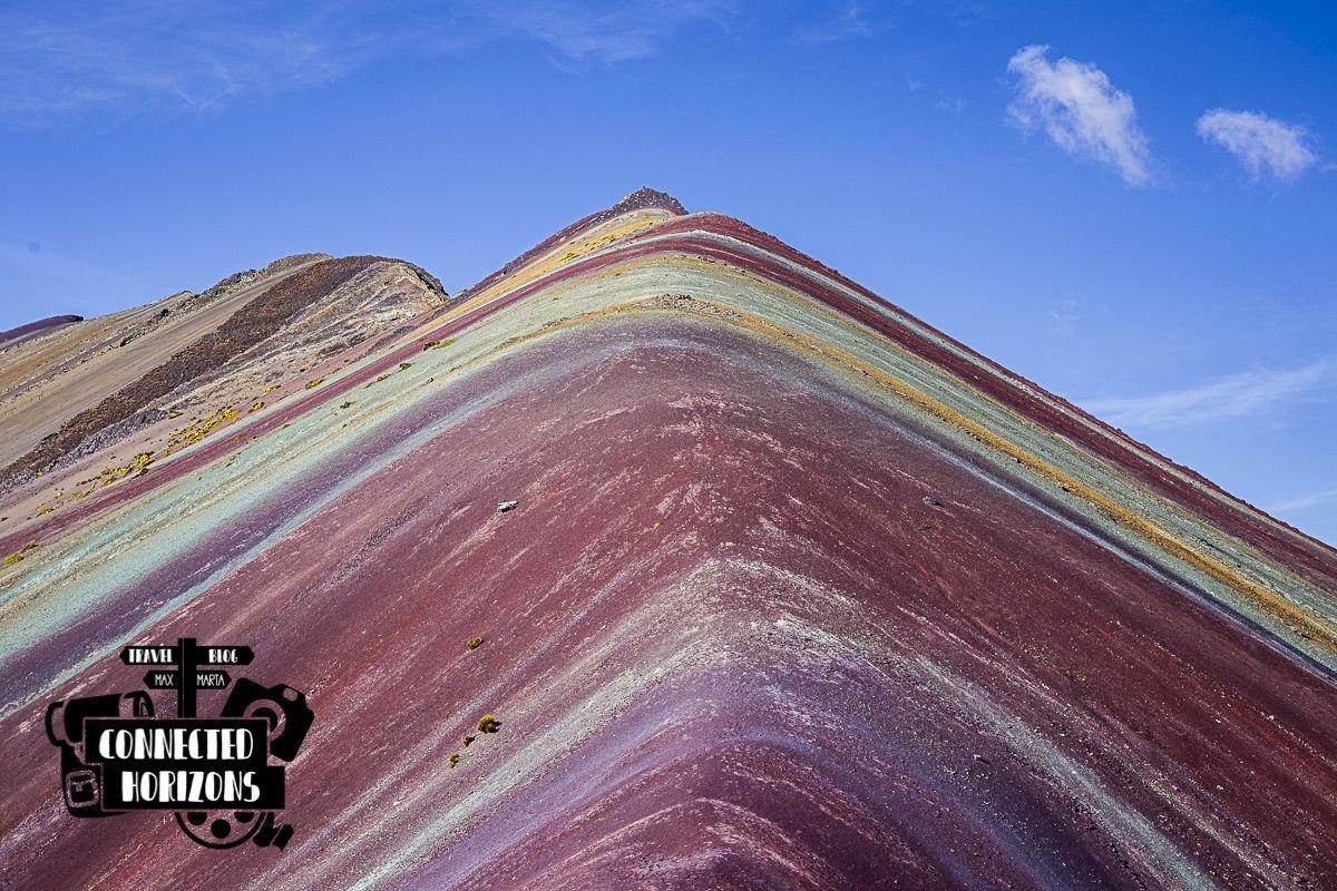 Hiking Rainbow Mountain by Yourself