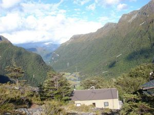 The Famous Routeburn Track in New Zealand