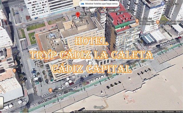 🏫Tryp Cádiz La Caleta Hotel🏪