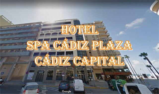 🏨Reserva 🏫Hotel Spa Cádiz Plaza 🏪 en cadiz capital