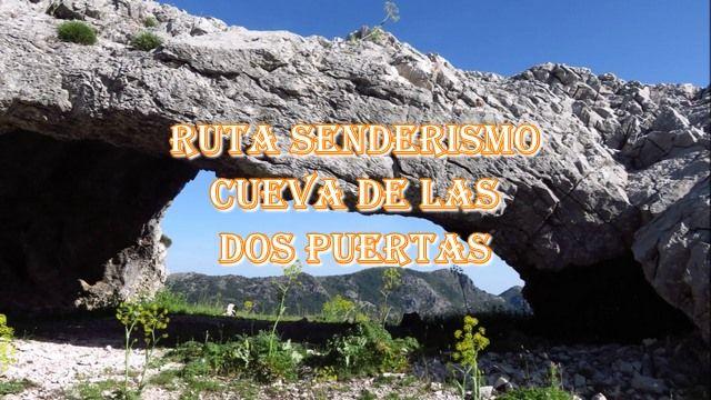 🥾 Cueva de las Dos Puertas 🥾 sierra de cádiz