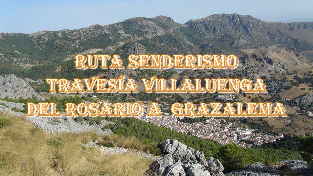 🥾 Travesía Villaluenga - Grazalema 🥾 sierra de cádiz