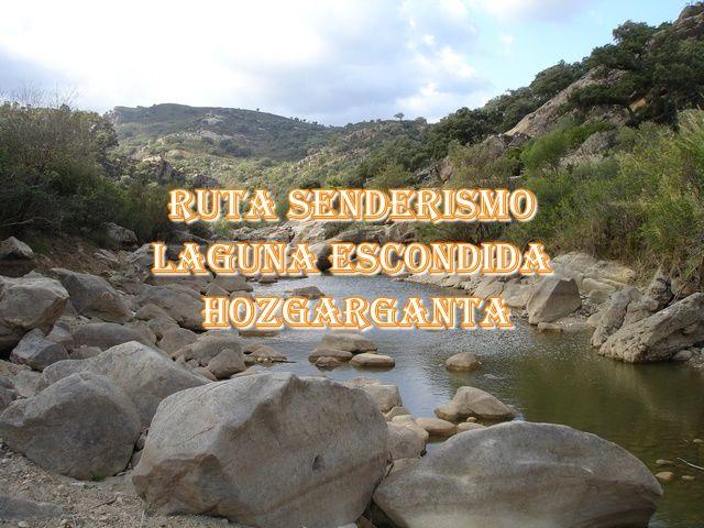🥾 Sendero Laguna Escondida Hozgarganta  🥾 sierra de cádiz