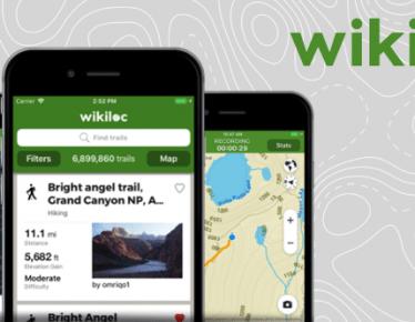 Aplicación Wikiloc