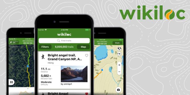 para que sirve la aplicación wikilocy como usarla