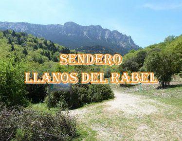Sendero del Llano del Rabel