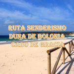 Duna de Bolonia y Cabo de Gracia