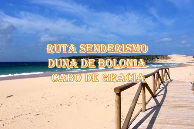 🥾 Sendero Duna de Bolonia y Cabo de Gracia 🥾 sierra de cádiz