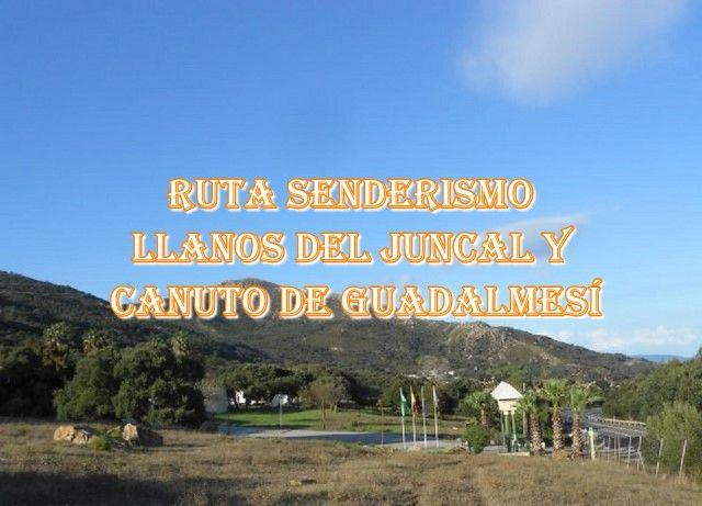 🥾 Sendero Llanos del Juncal y Canuto de Guadalmesí  🥾 sierra de cádiz