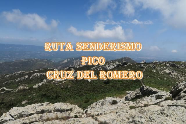 🥾 Sendero Cruz del Romero 🥾 sierra de cádiz
