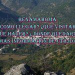 Benamahoma