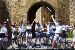 Tour guiado en bicicleta por cádiz capital