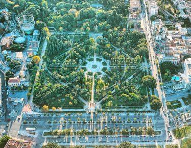 Recoleta, Palermo y Belgrano, bonitos barrios de Buenos Aires