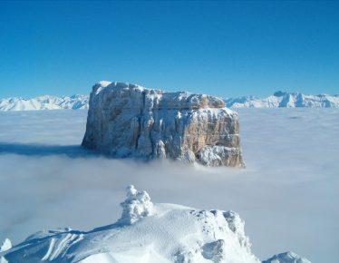 El Monte Aiguille