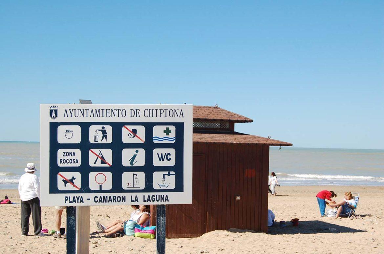 ▷ 🌊 Playa de Camarón ✅ Lo que debes saber antes de ir 🏖️ chipiona