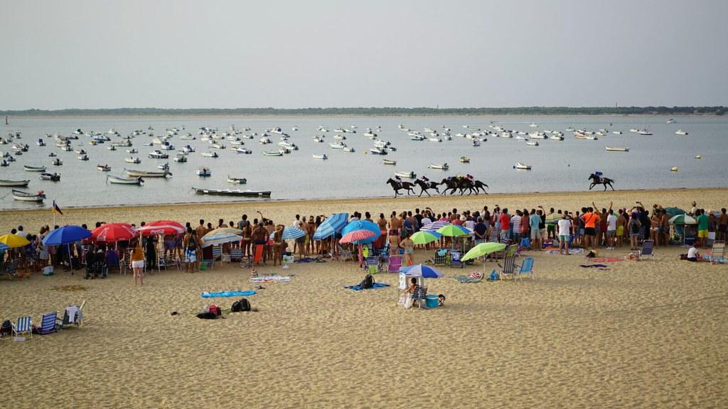 ▷ 🌊  Playa de La Calzada ✅ Lo que debes saber antes de ir 🏖️ sanlúcar